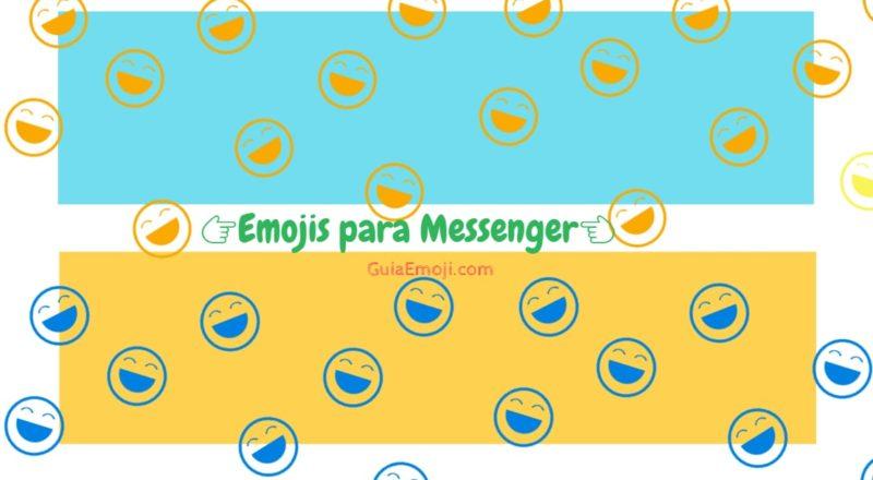emojis para Messenger