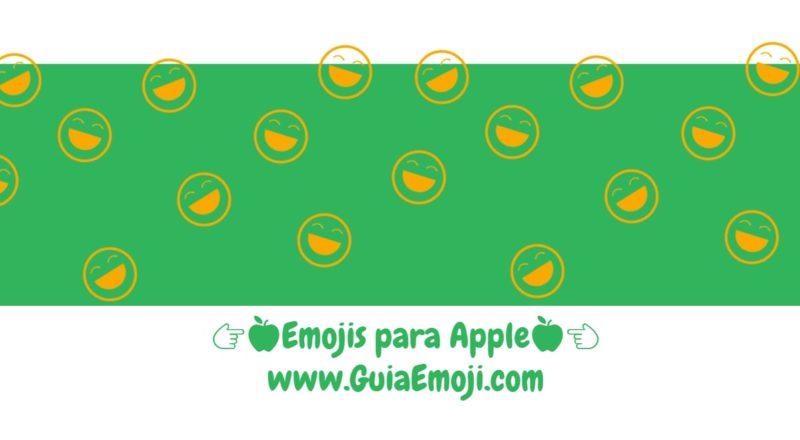 emojis do apple iphone