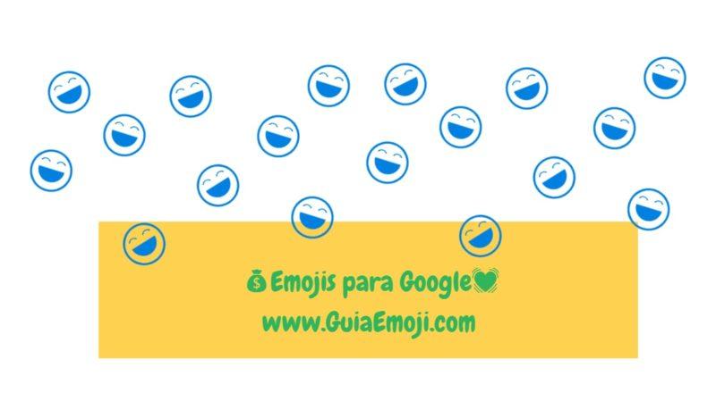 Emojis para Google