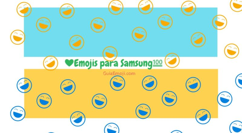 Emojis para Samsung