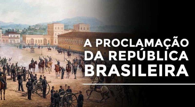 Frases para proclamação da república